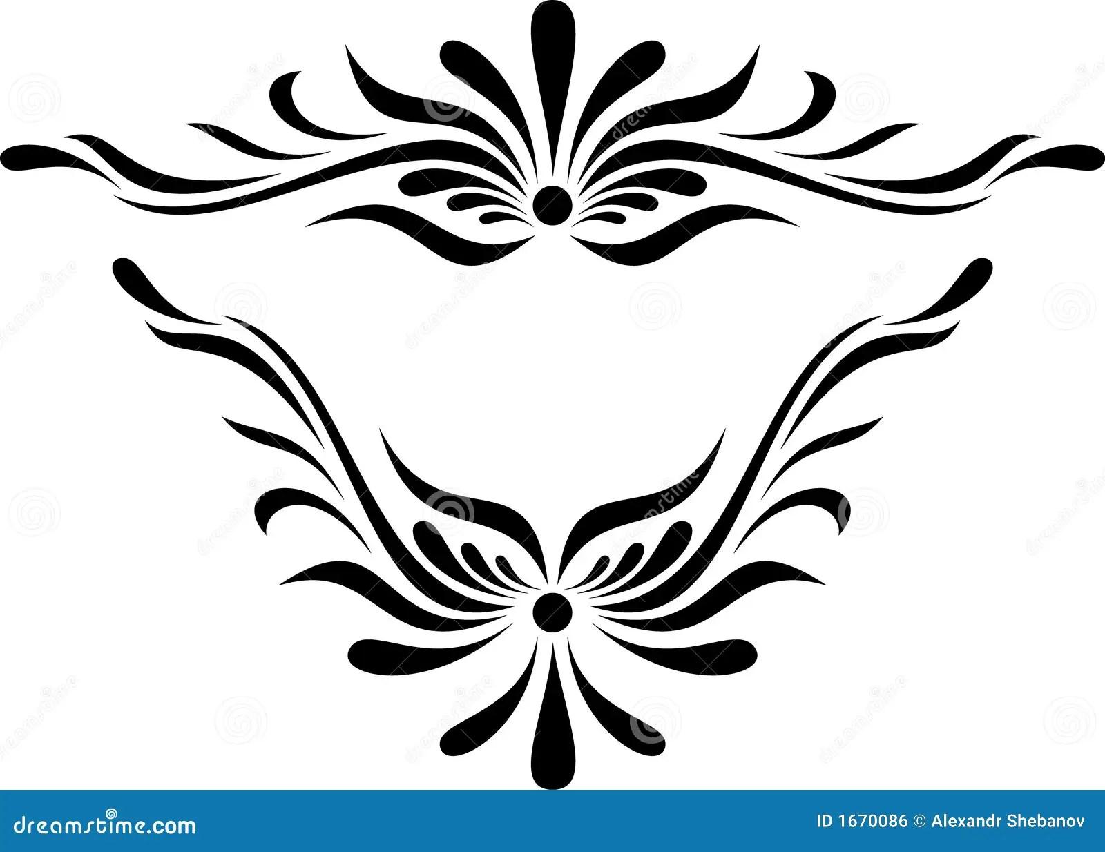 Scroll Design Stock Vector Illustration Of Angle Fantasy