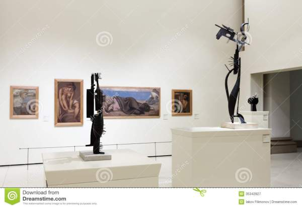 Modern Art Museum Barcelona