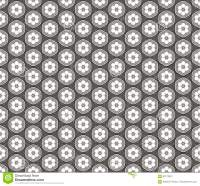 Seamless Abstract 3D Pattern - Ceiling Lamps In The Shape ...