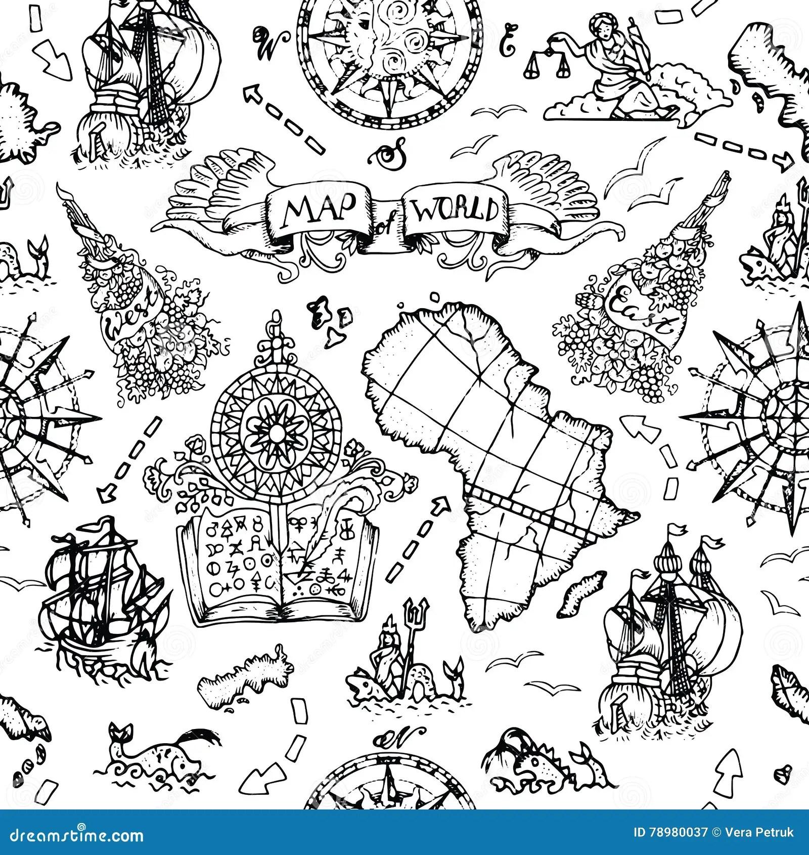Air Map Symbols