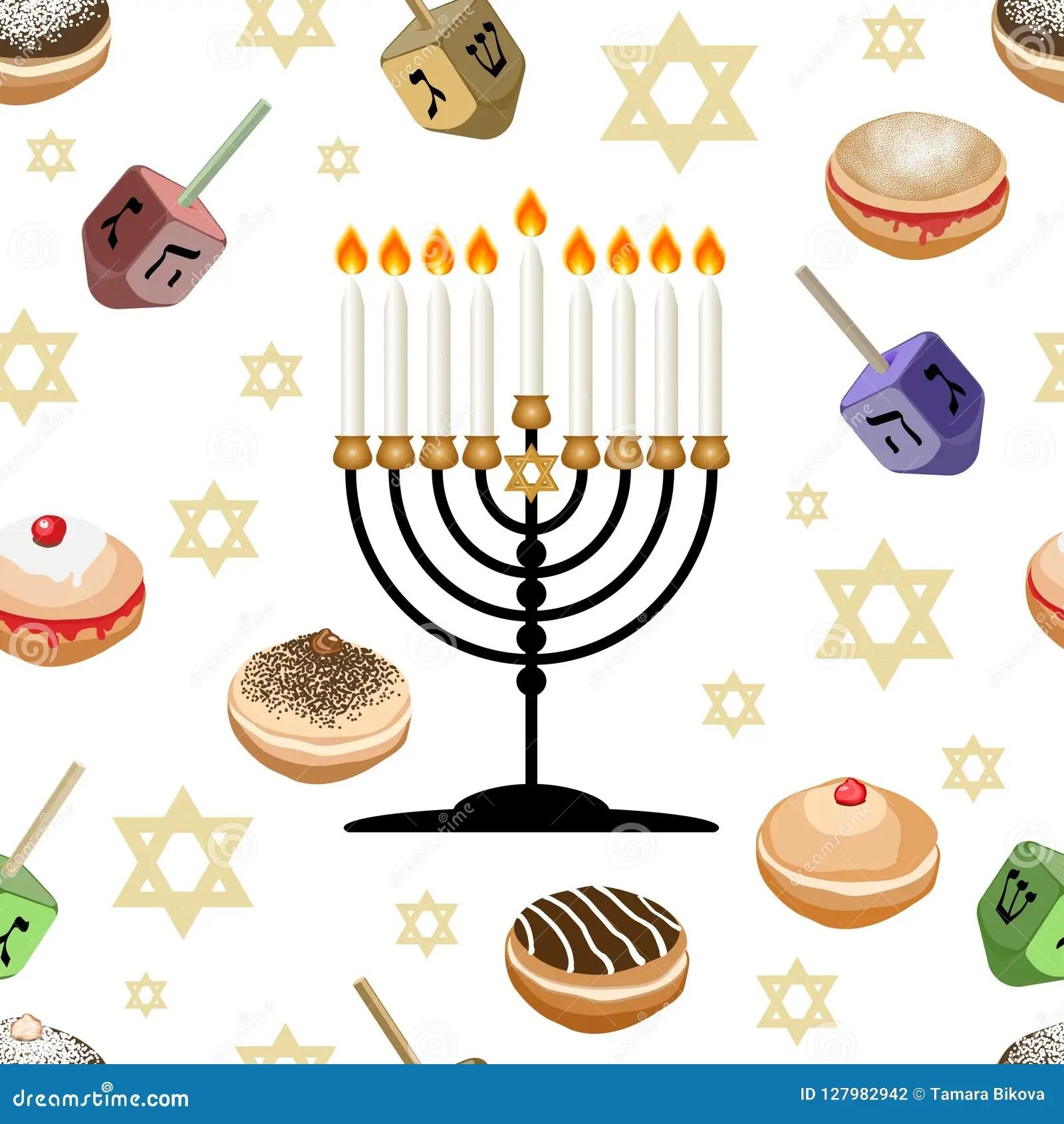 Hanukkah Symbols Pictures