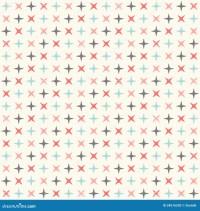 Seamless Modern Geometric Polka Rhombus Pattern Stock ...