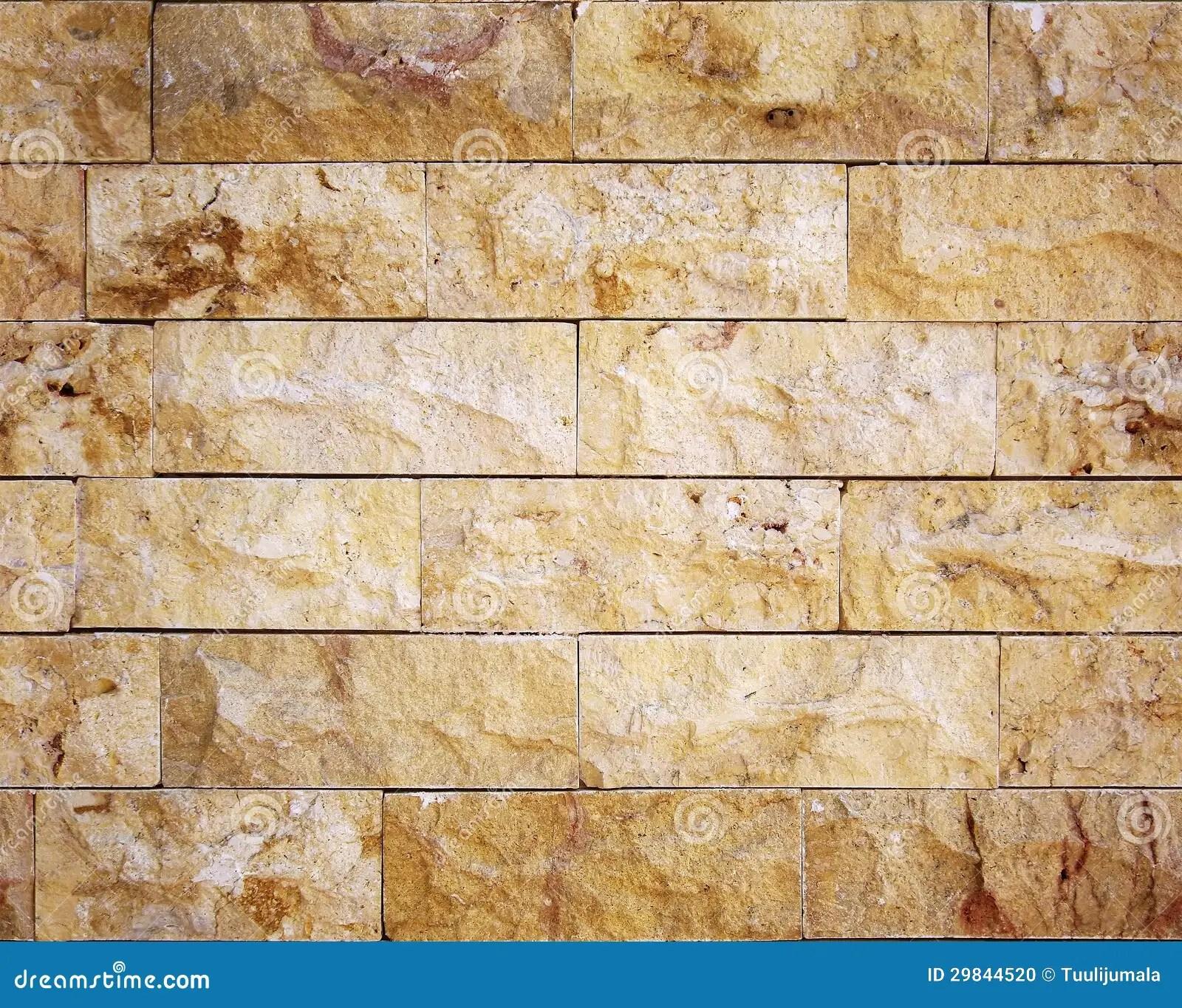 Seamless Facing Stone Texture Stock Photo  Image of