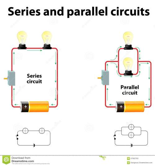 small resolution of series and parallel circuits in series are connected along a single path so the same current flows through all of the components