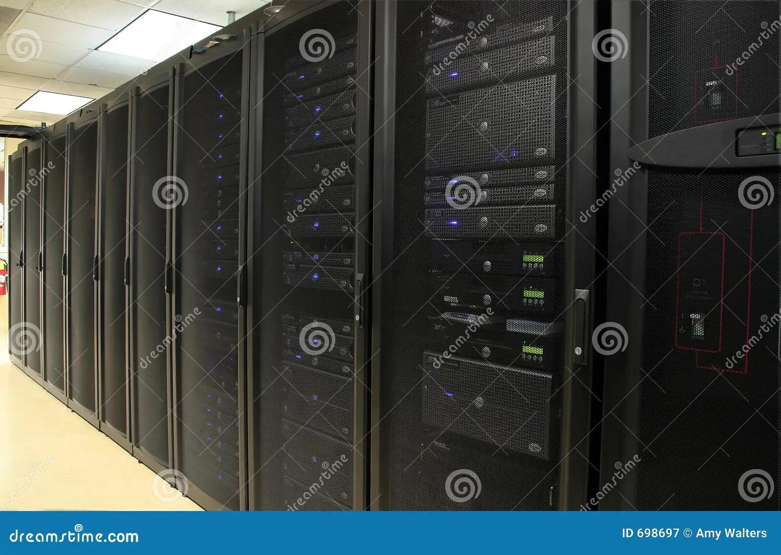 Server Farm Data Center Royalty Free Stock Photography  Image 698697