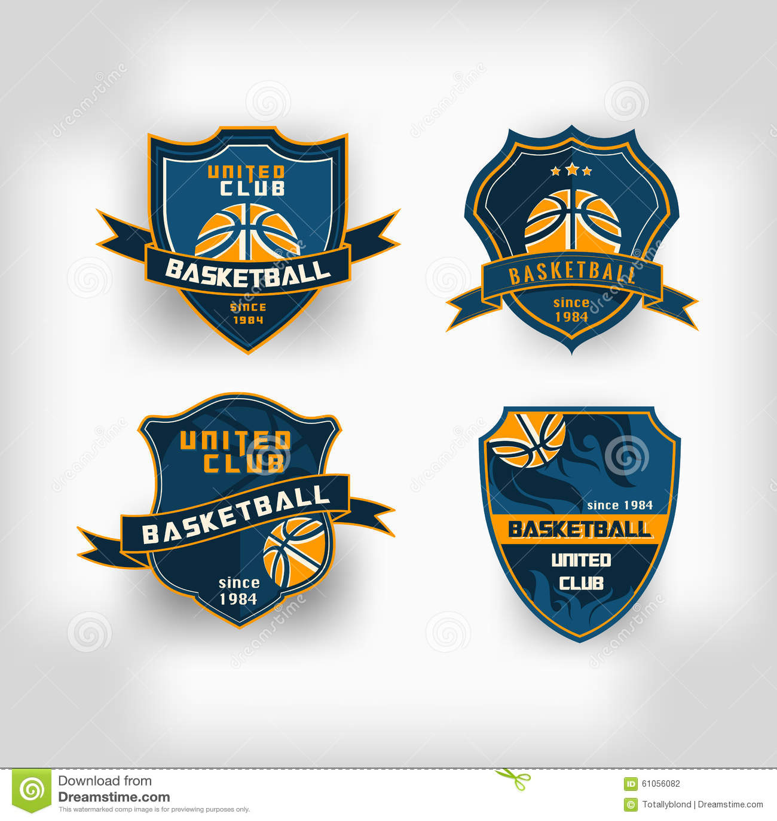 set of basketball college