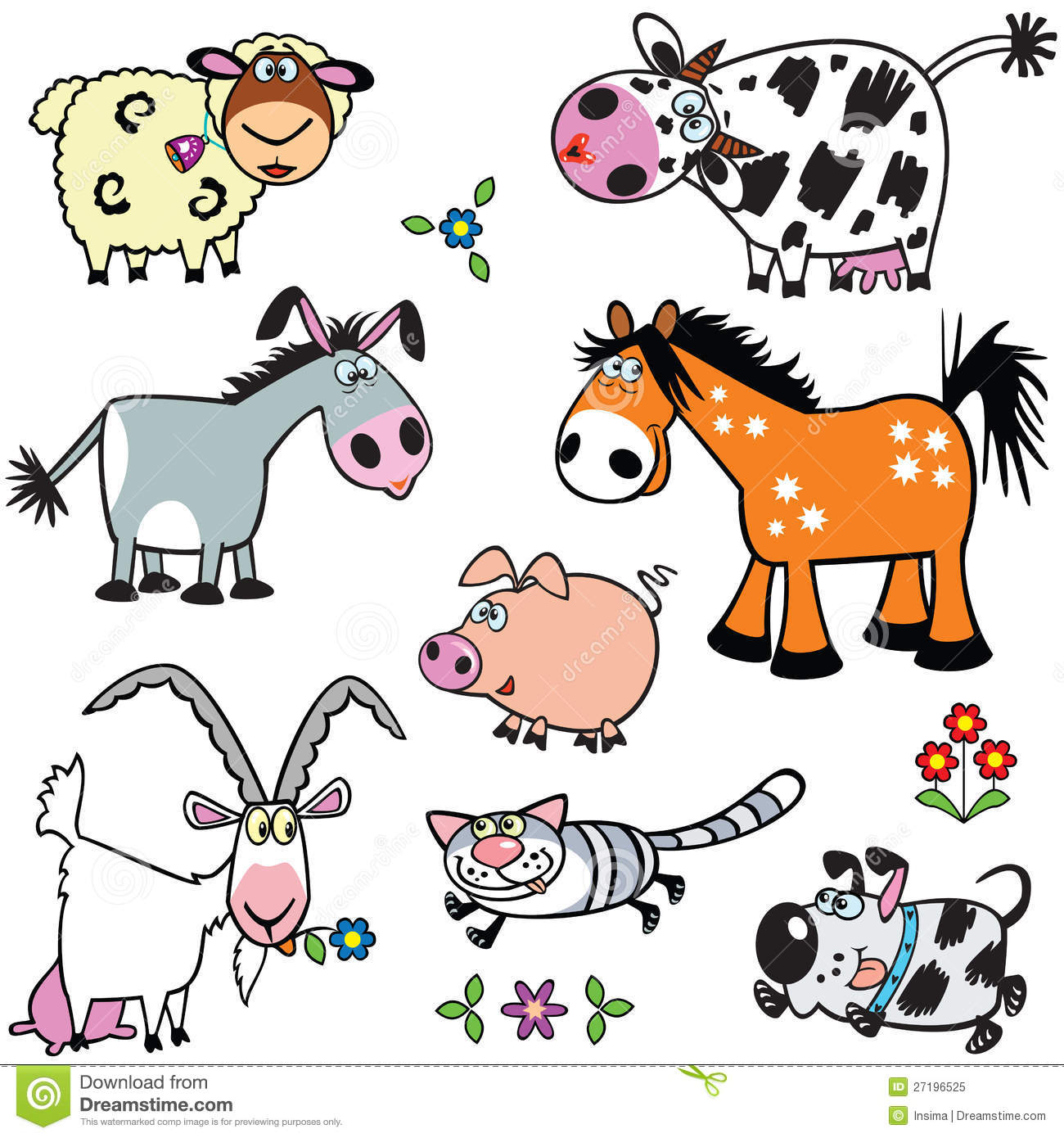 Farm Animals For Kids