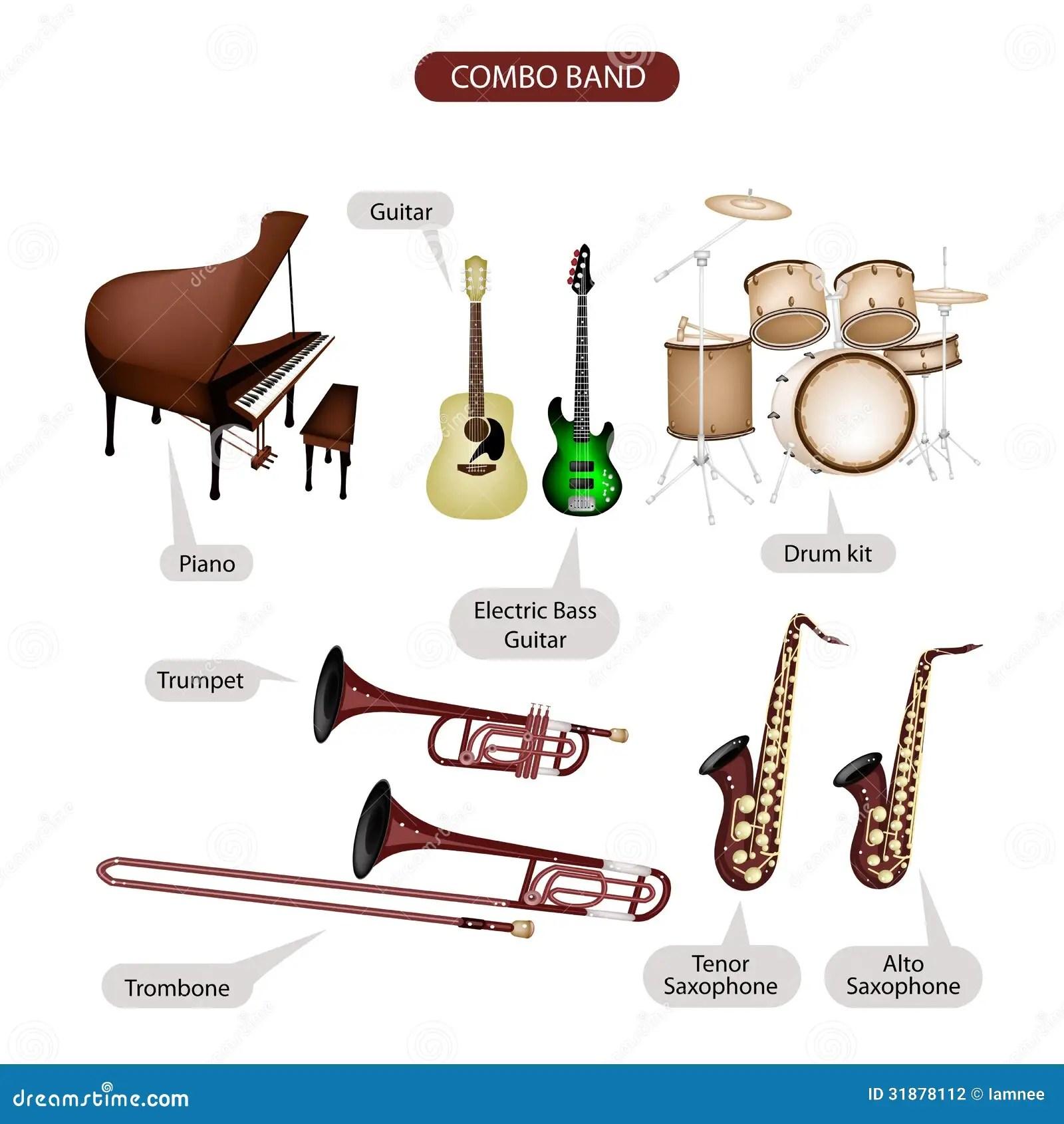 Trumpet Band Worksheet