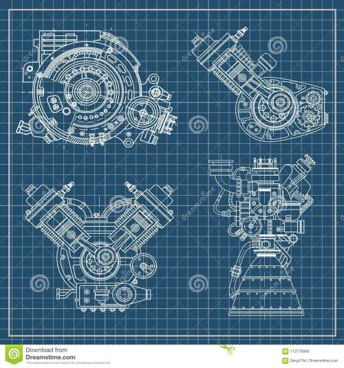 small resolution of set of drawings of engines motor vehicle internal combustion engine motorcycle electric motor