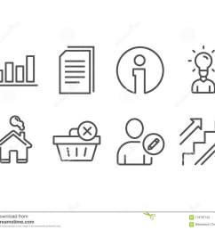 edit user delete purchase and education icons copy files report diagram and stairs [ 1300 x 1141 Pixel ]