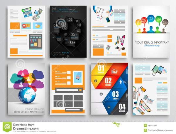 Technology Flyer Template Free