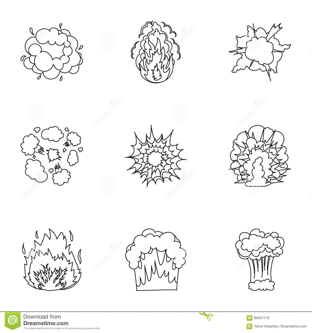 Boom Cartoons Illustrations Amp Vector Stock Images
