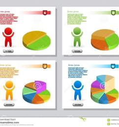 set of infographics from stylized figure of man and of bulk isometric pie charts for [ 1300 x 1142 Pixel ]