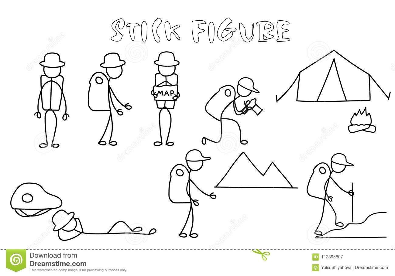 Backpackers Cartoons Illustrations Amp Vector Stock Images