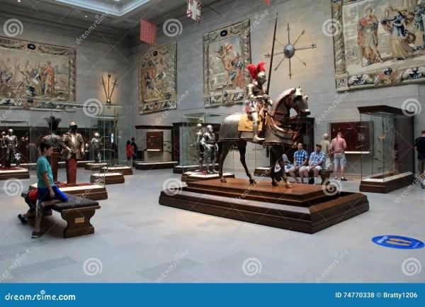 Cleveland Art Museum Armor Swords