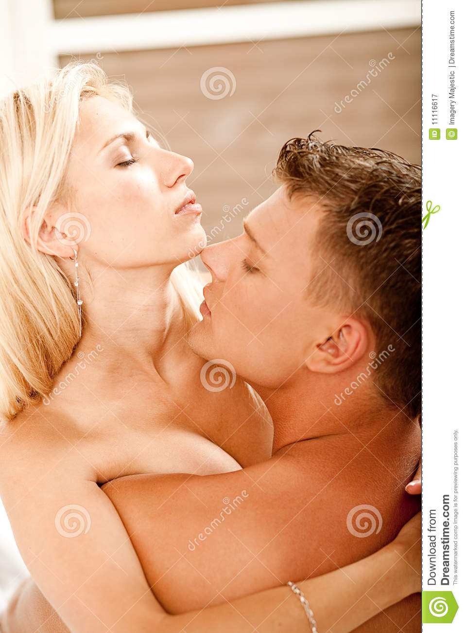 Sex act stock image Image of couple passionate handsome
