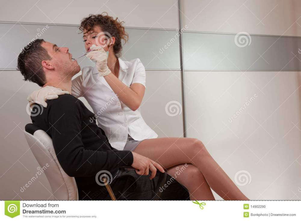 medium resolution of dentist stock photo