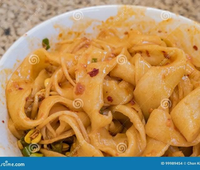 Shaanxi Style Youpo Noodle