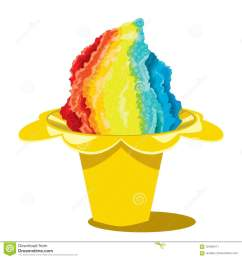 snowcone stock illustrations 12 snowcone stock illustrations vectors clipart dreamstime [ 1300 x 1390 Pixel ]