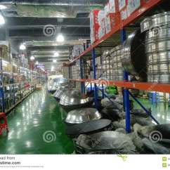 Kitchen Supplies Store Remodel Okc Shenzhen China Editorial Stock