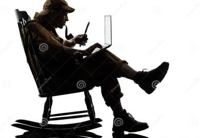 Rocking Chair Silhouette