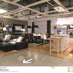 Ikea Showroom Living Room Amazing Escape Show Inside Store Editorial Photography - Image ...