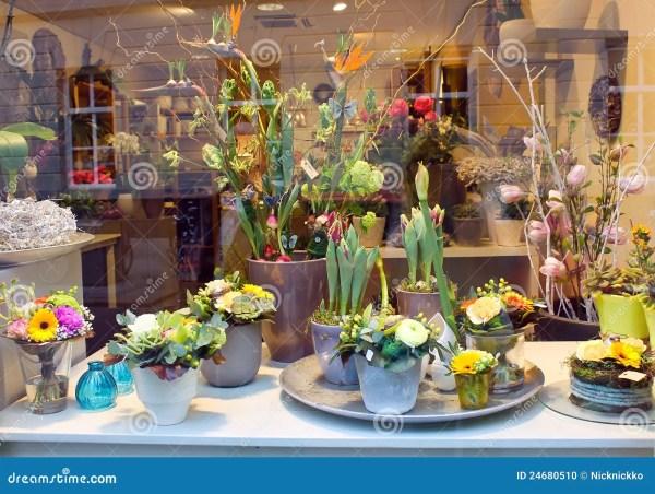 Cute Floral Shop