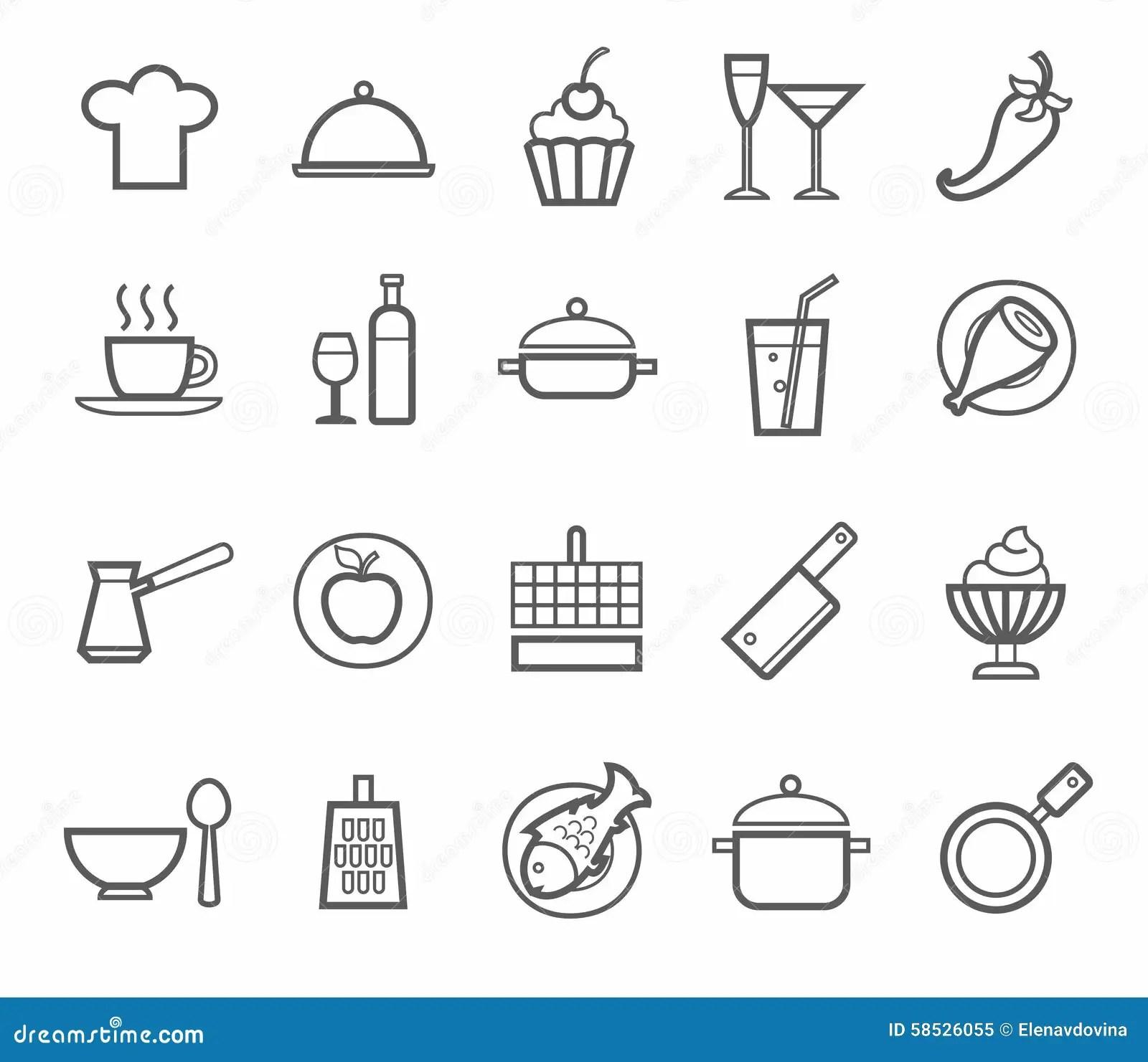 Cute Food Drawings