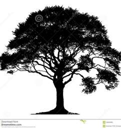 silhouette of a lone tree stock illustration illustration fall tree clip art snowy pine tree clip [ 1300 x 1204 Pixel ]