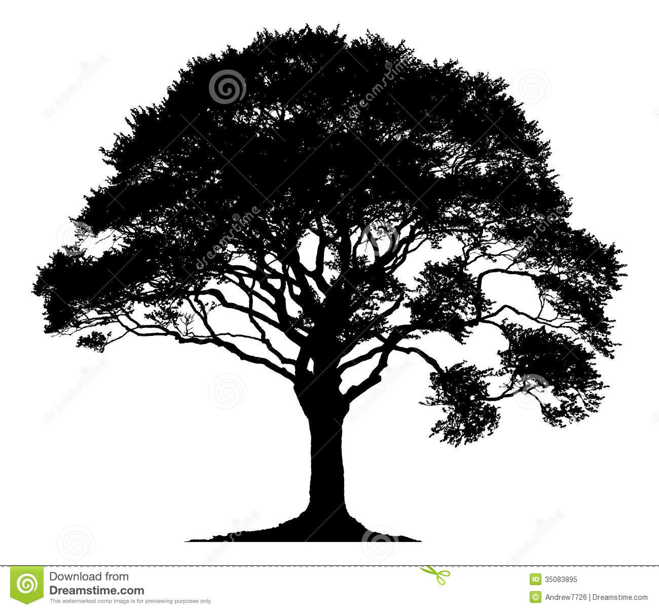 hight resolution of silhouette of a lone tree stock illustration illustration fall tree clip art snowy pine tree clip