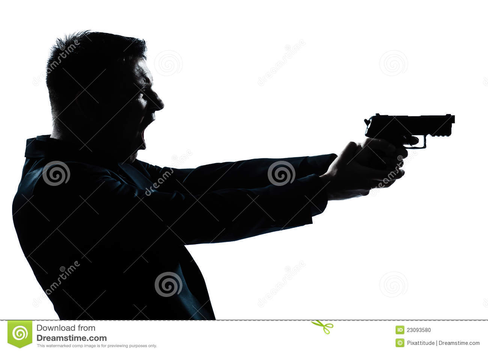 Agent Weapon Service Secret