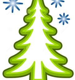 simple christmas tree clip art [ 1101 x 1300 Pixel ]