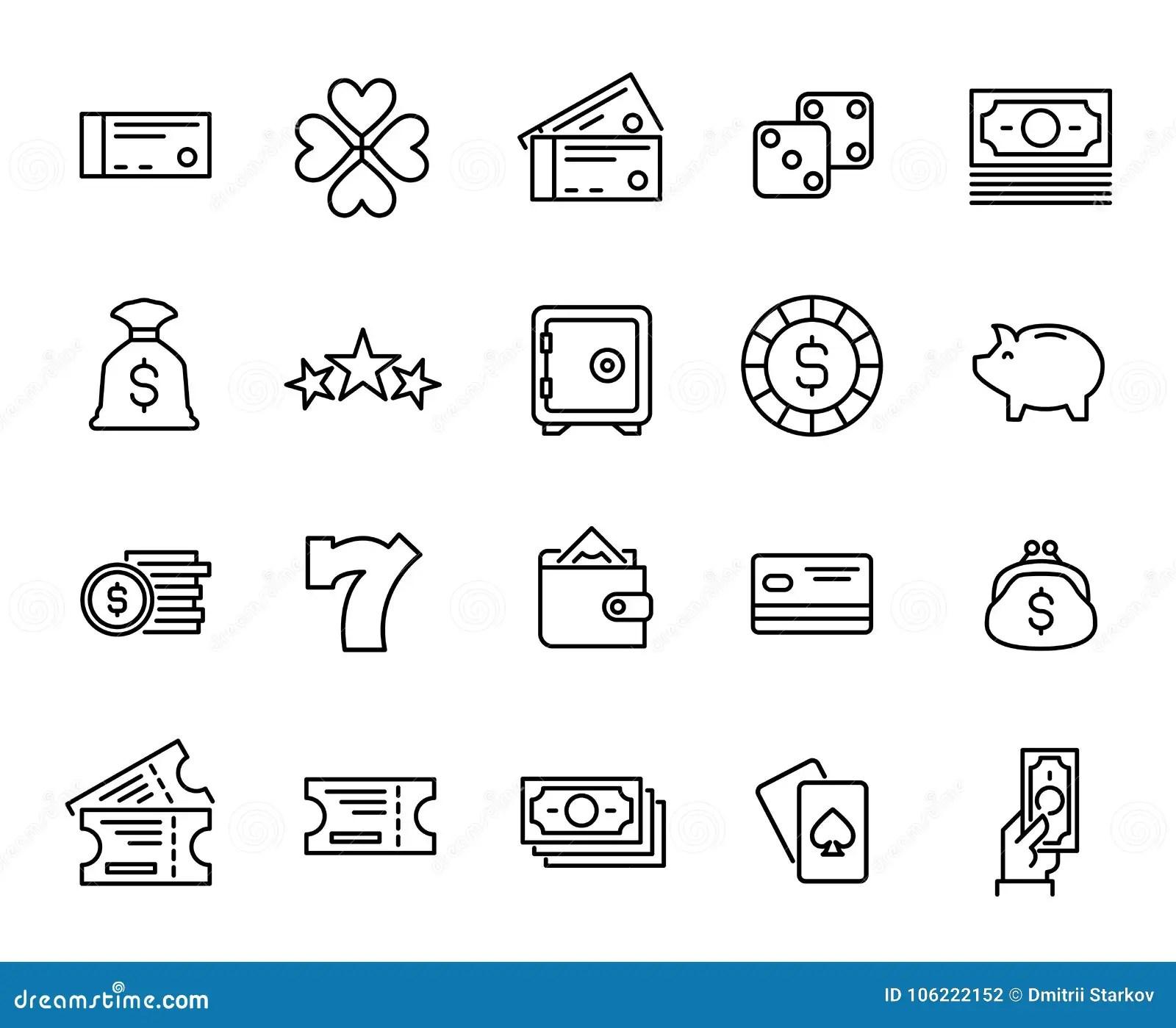 Business Infographic Illustration 9 Bonus Icons Vector