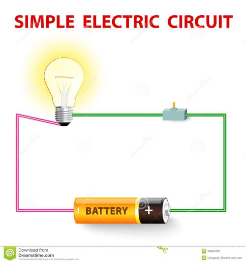 small resolution of circuit with motor and battery switch diagram light bulb schematic circuit diagram battery light bulb switch