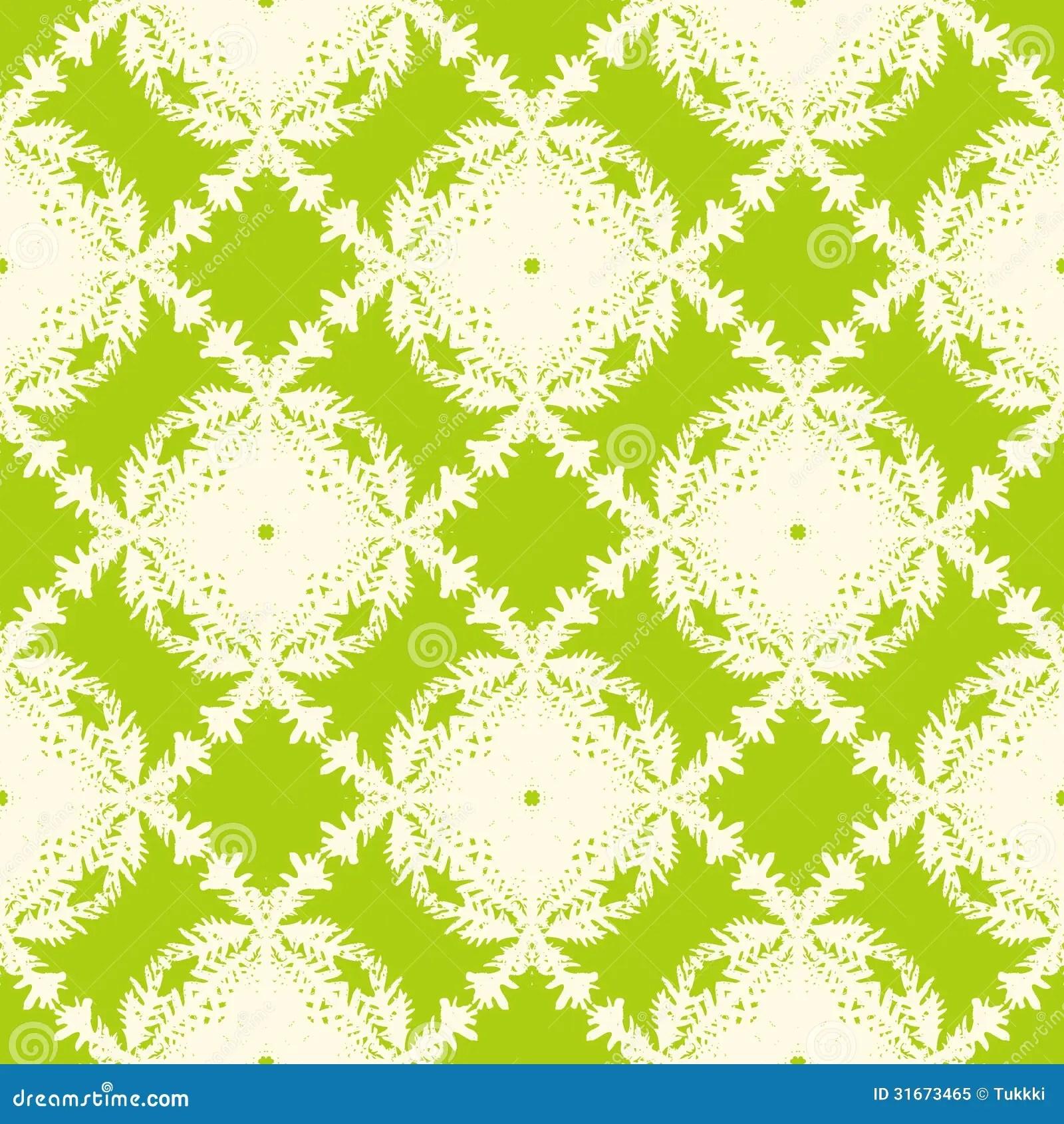Fall Bohemian Fashion Wallpaper Simple Elegant Seamless Vector Pattern Stock Vector