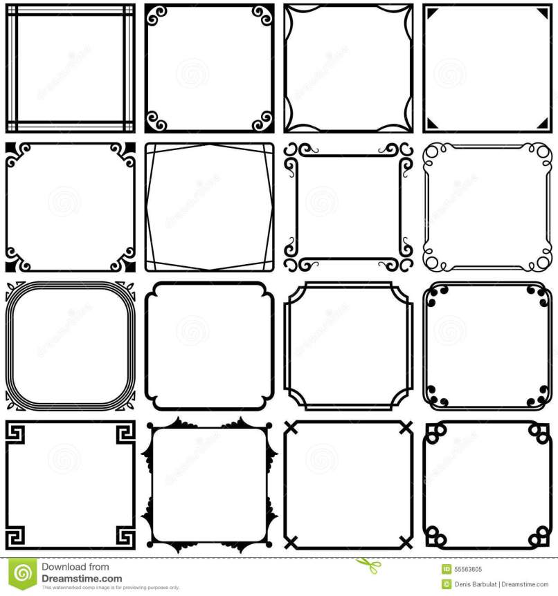 Picture Frames Simple | Frameswalls.org