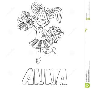 drawing children meaning simple outline way coloring characteristics illustration