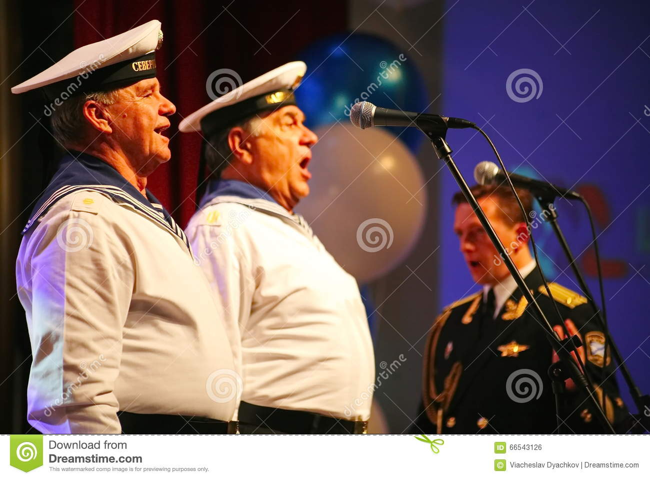 sing of russian soldiers