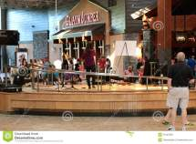 Singer Performs Stage Opry Mills Mall