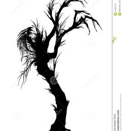 creepy tree silhouette vector images pictures spooky jpg 1009x1300 tree silouette clipart scary [ 1009 x 1300 Pixel ]