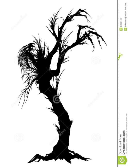 small resolution of creepy tree silhouette vector images pictures spooky jpg 1009x1300 tree silouette clipart scary