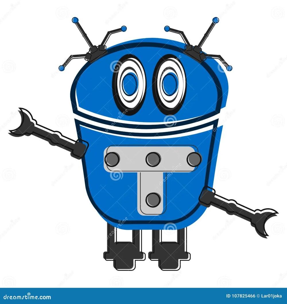 medium resolution of sketch of a cute robot