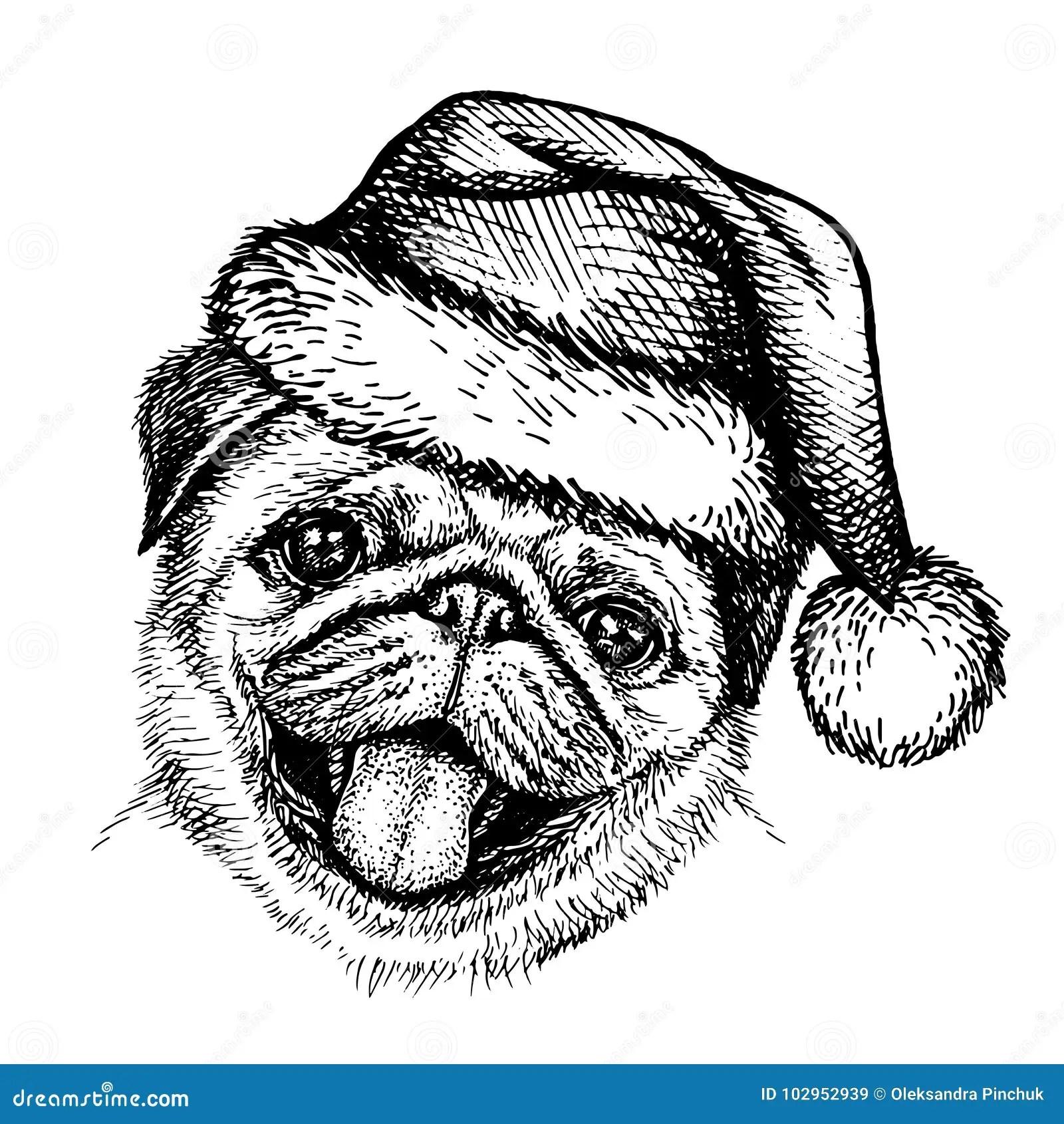 Tux Dog Costumes Pug Pattern