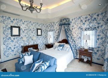 Behang Slaapkamer Blauw.Wandlamp Slaapkamer Blauw Behang Inspiratie Overzicht Soorten