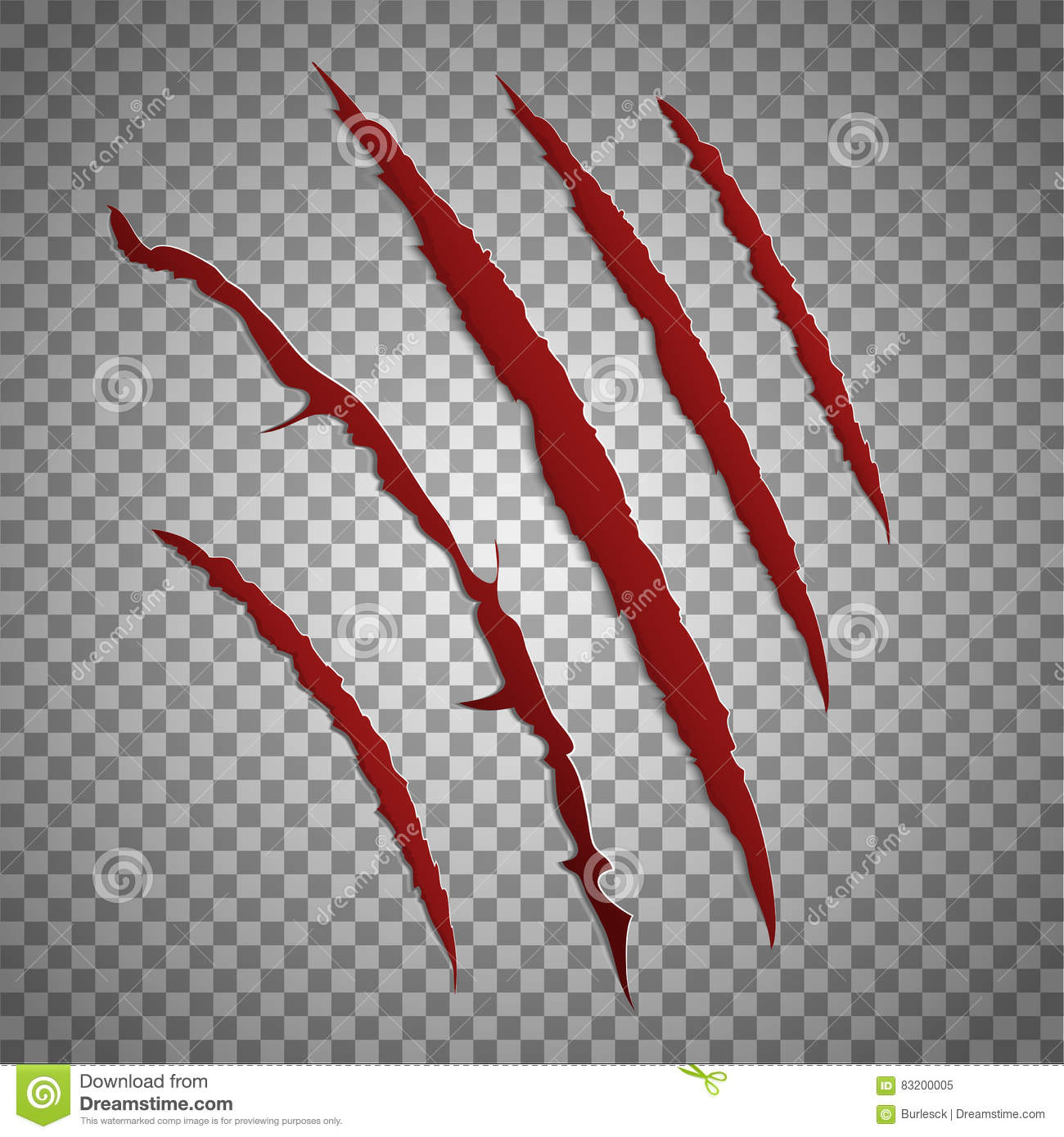 hight resolution of claw mark slash stock illustrations 348 claw mark slash stock illustrations vectors clipart dreamstime