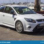A Sleek Ford Focus Rs Car On The Quay In Vilamoura Portugal Editorial Stock Photo Image Of Details Focus 129124238