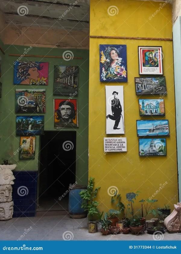 Small Art Galleries