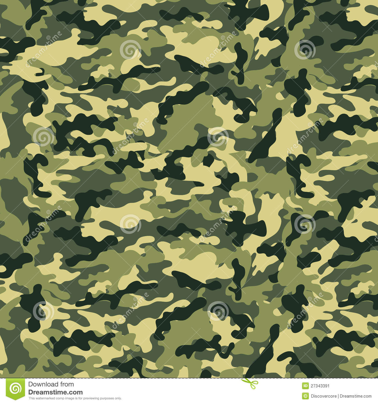Fall Hunting Wallpaper Small Camouflage Stock Vector Image Of Vector Brown