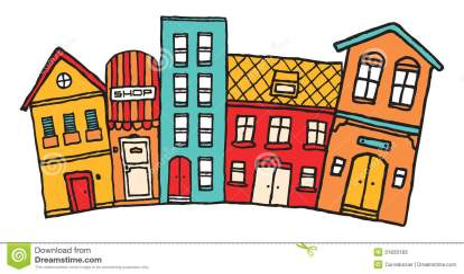 Small Cartoon Town Stock Illustrations 5 256 Small Cartoon Town Stock Illustrations Vectors & Clipart Dreamstime
