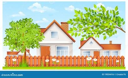 House Garden Stock Illustrations 57 488 House Garden Stock Illustrations Vectors & Clipart Dreamstime